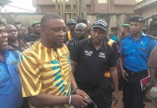 Badoo Herbalist, Fatai Adebayo Arrested