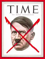 Time's Cover Adolf Hitler (May 7 1945)