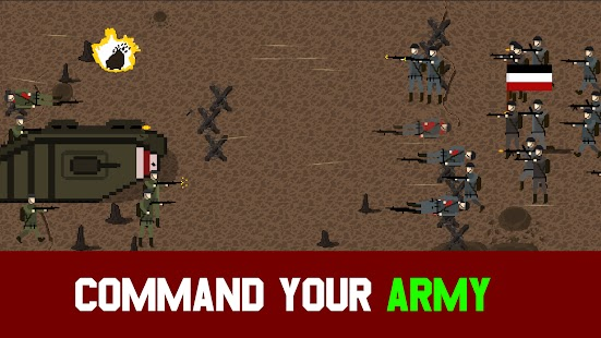 Trench Warfare 1917: WW1 Strategy Game Apk Free on Android Game Download