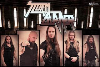 Το Σουηδικό συγκρότημα Stormburner