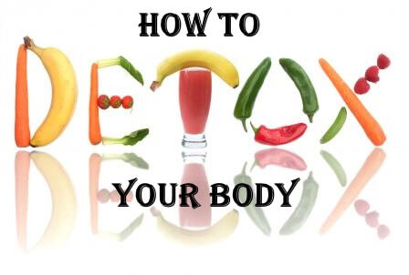 How To Detox Your Body, Detox Your Body