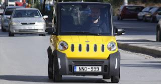 Είναι Ελληνικό: «Καίει» μόλις 1 ευρώ ανά 100 χλμ και παρκάρει σε θέση κάδου