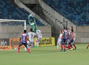 Bahia bate o Santa Cruz-RN e avança de fase na Copa do Brasil