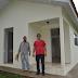Pinhão - Casas Populares do interior começam a ser concluídas após quatro anos de obras paradas.