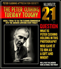 CAN YOU SOLVE THIS WEEK'S CUSHING TUESDAY TOUGHY TRIVIA?