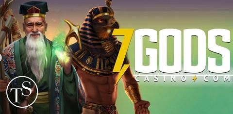 Trò chơi tại 7 Gods Casino