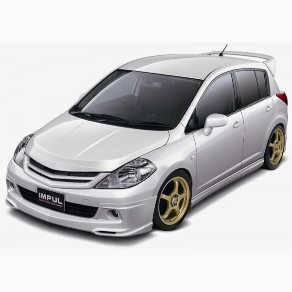 Body Kit Nissan Latio IMPUL