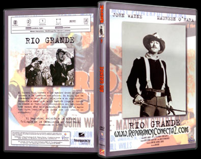 Rio Grande [1950] Descargar cine clasico y Online VCaratula, cover, dvd