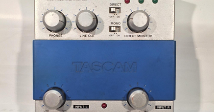Tascam us-122 drivers windows 8 | Peter Kruse Music: Install Tascam