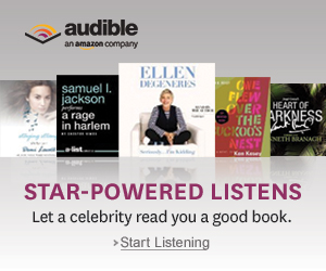 Image: Try Audible and get two free Audio books