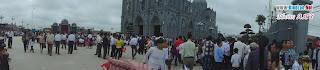 Thánh lễ kính lòng thương xót chúa – giáo xứ đền thánh Kiên Lao