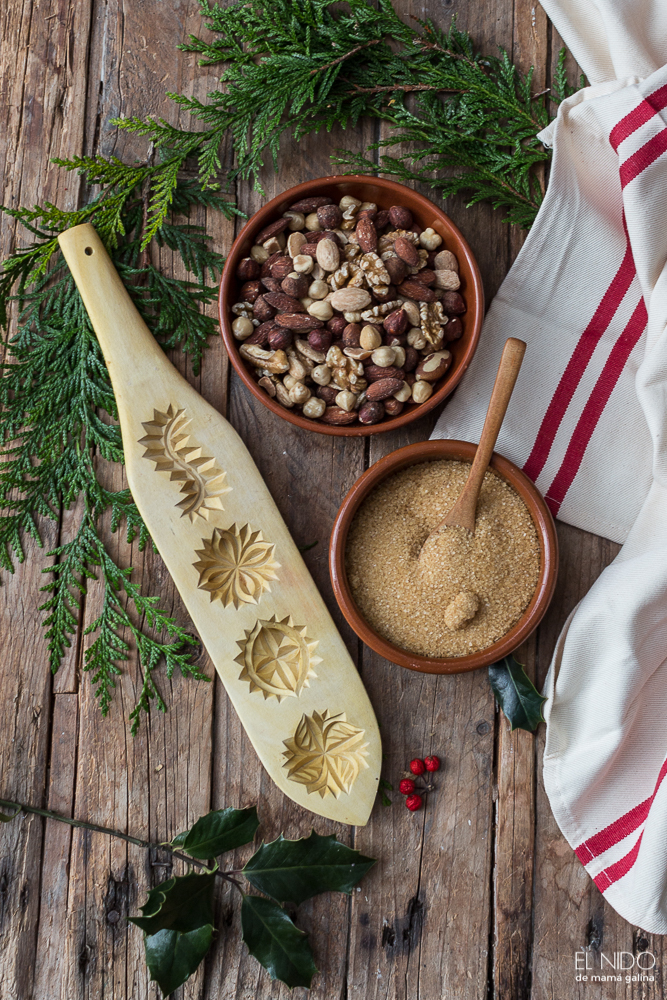 nuts marzipan