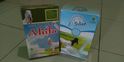 Susu Etawa Aliifa & E-Goat