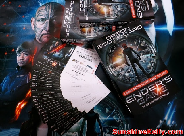 Ender's Game,  Ender's Game movie passes, novels, posters, movie, entertainment