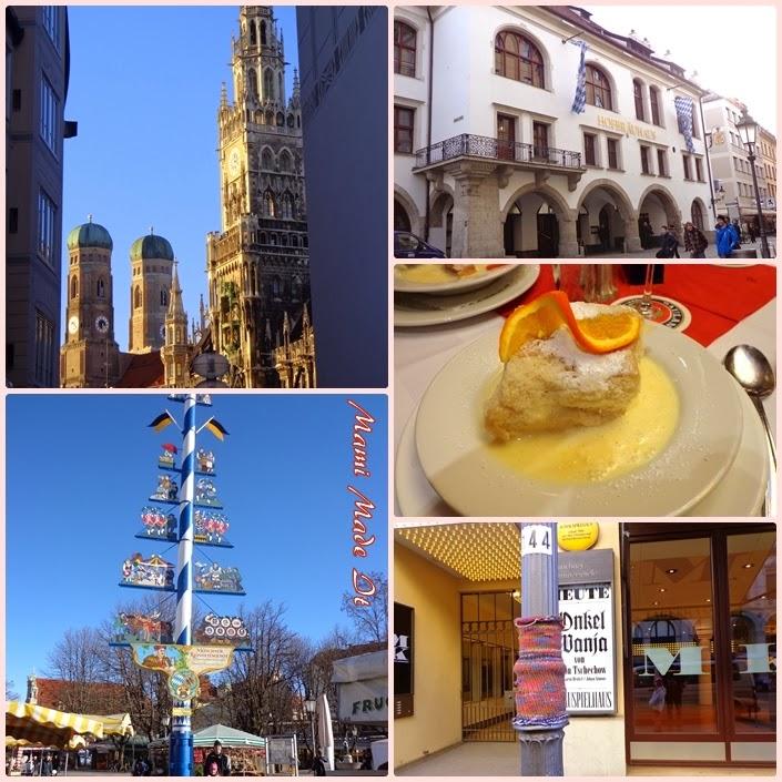 Stadtbesichtigung München