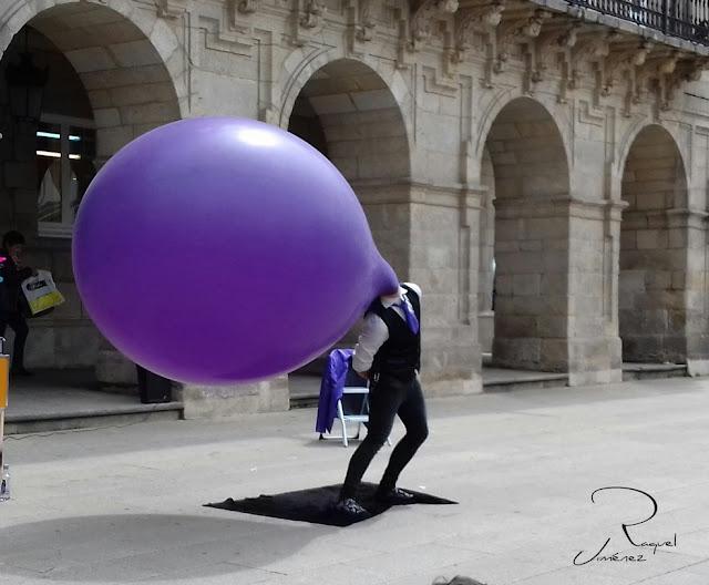 magia en las calles de Lugo