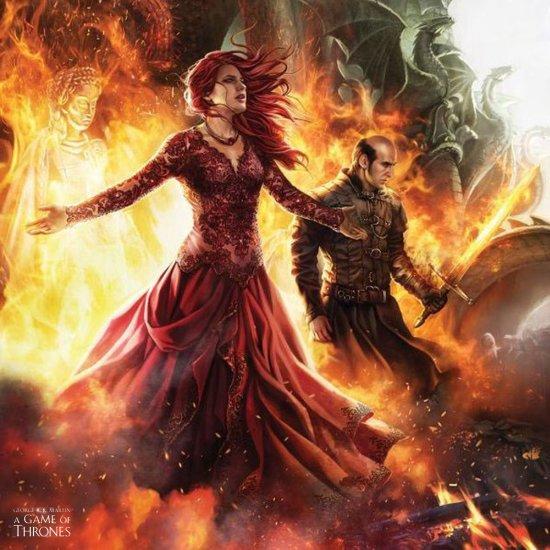 Magali Villeneuve arte ilustrações fantasia games senhor dos aneis game of thrones magic the gathering