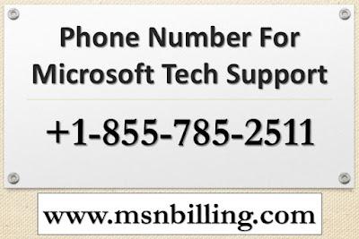 MSN Billing Customer Service