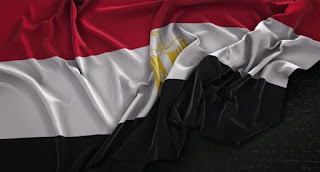 علم مصر بحجم كبير 2018