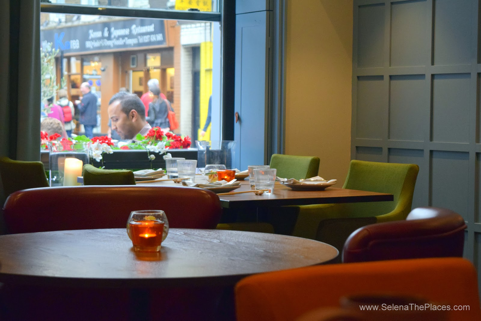 Leicester House in London Restaurant Review
