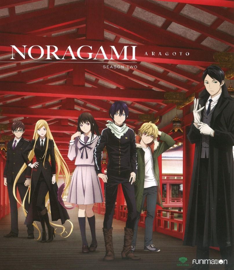 Noragami Aragoto – (2ª Temporada) Online