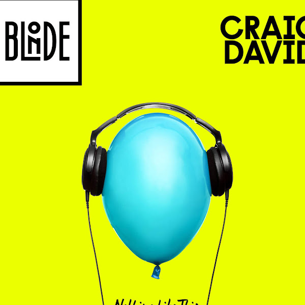Blonde & Craig David - Nothing Like This (The Remixes) - EP Cover