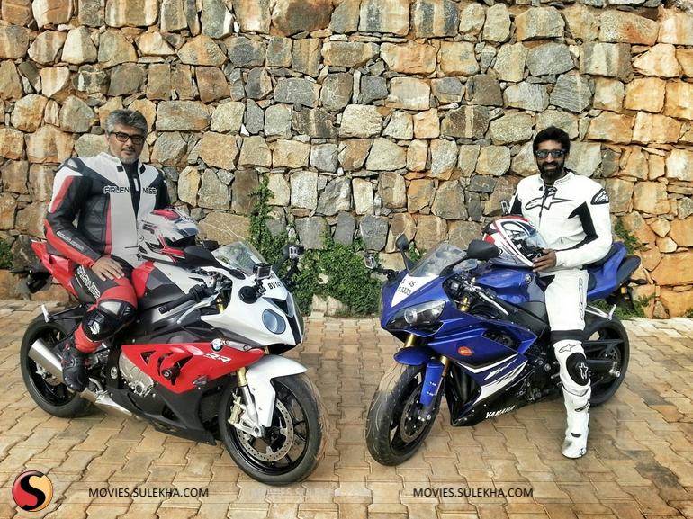 Ajith Kumar Hd Wallpaper Ajith Kumar S Latest Bike The Bmw S1000rr Celebrity