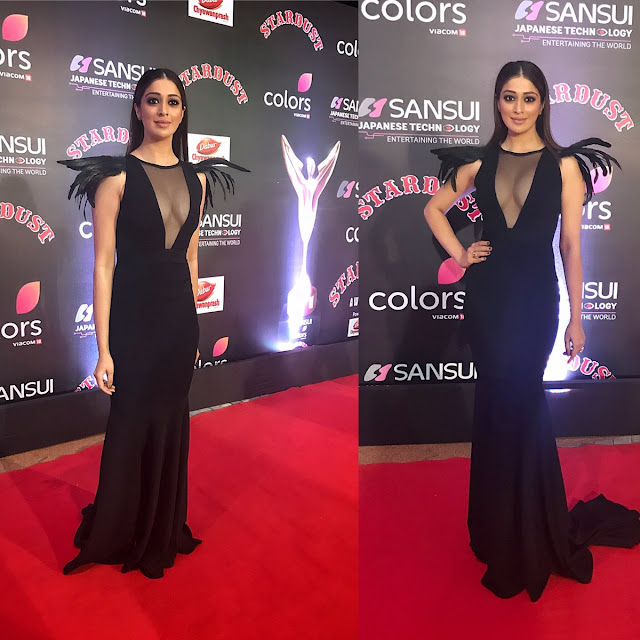 Lakshmi rai Hot in Stardust Awards 2016