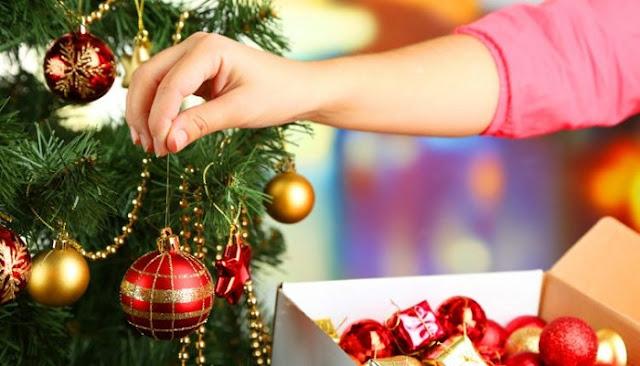 να στολίζουμε από νωρίς για τα Χριστούγεννα