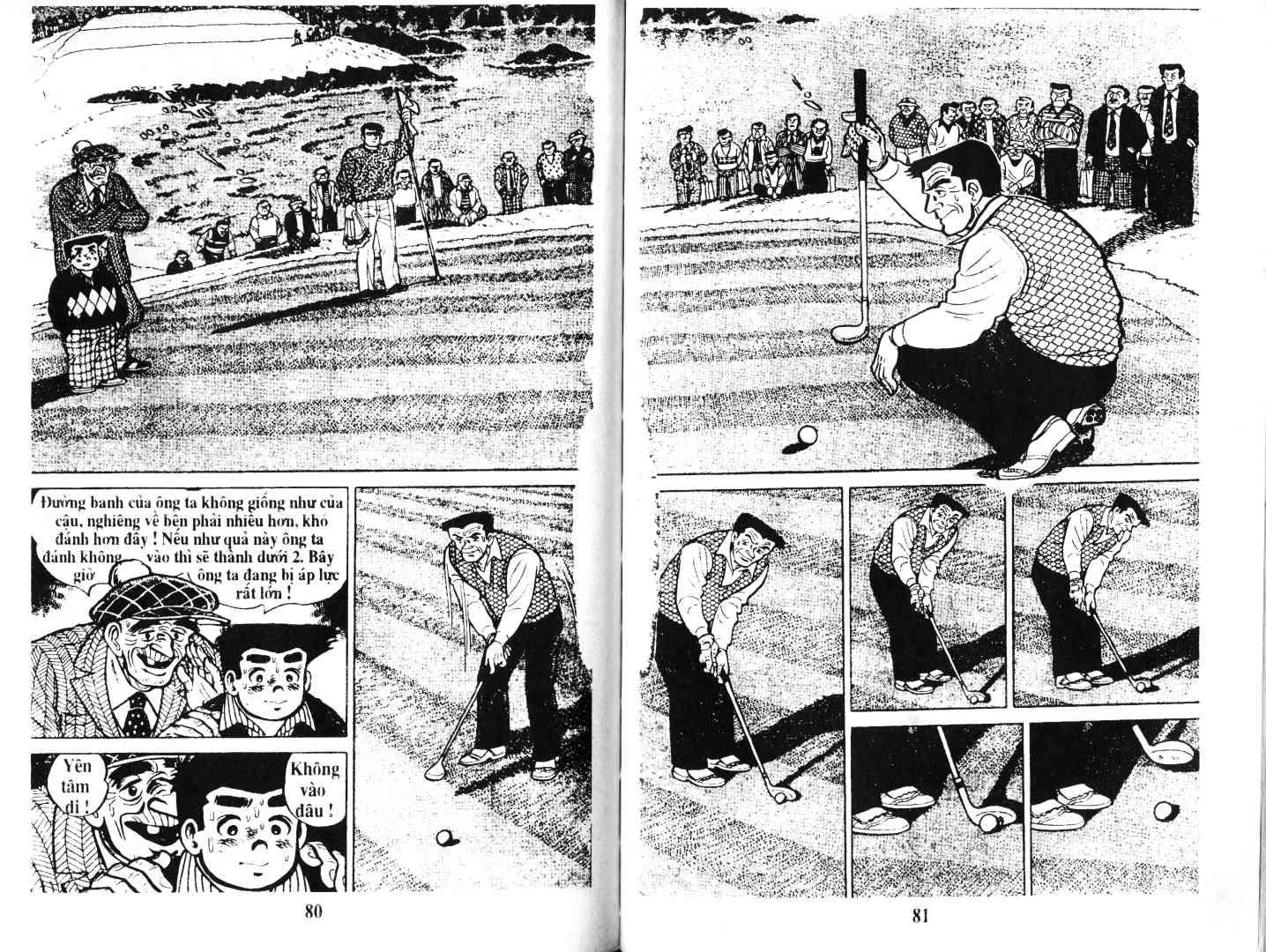 Ashita Tenki ni Naare chapter 51 trang 39