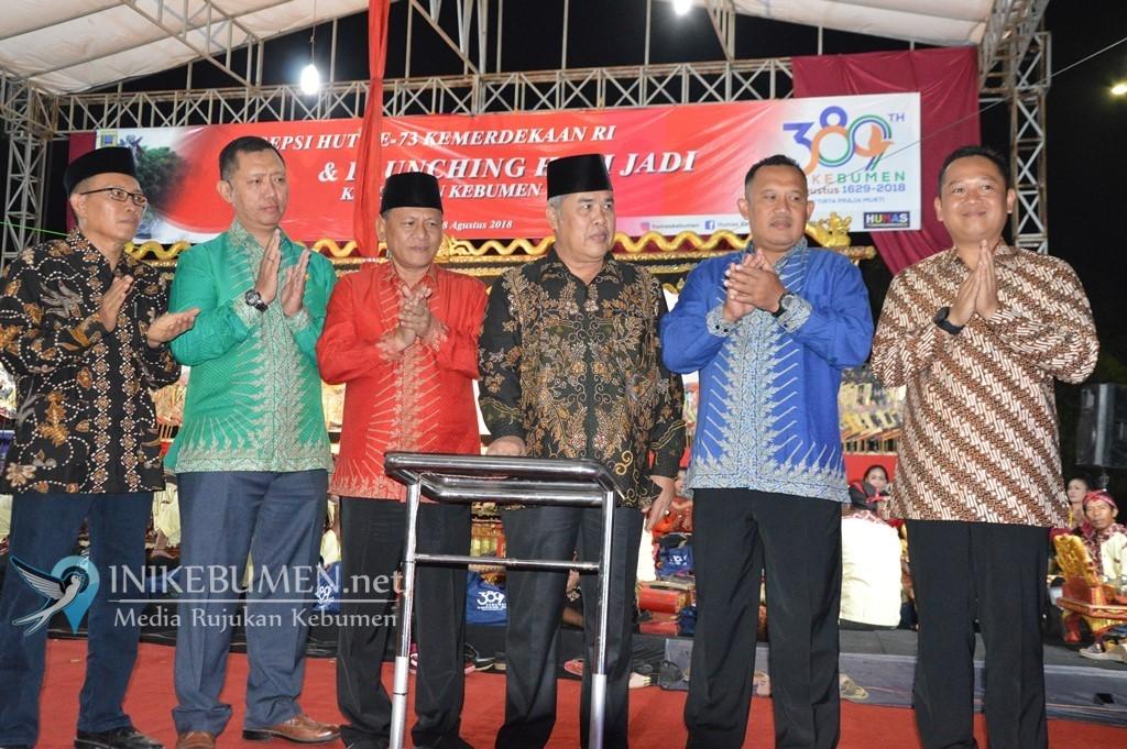 Hari Jadi Kabupaten Kebumen yang Baru Resmi Dilaunching