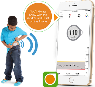 Dexcom G5 Mobile Detect Your Blood Sugar Through