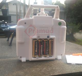 baterai remote pada syma x5hw indonesia