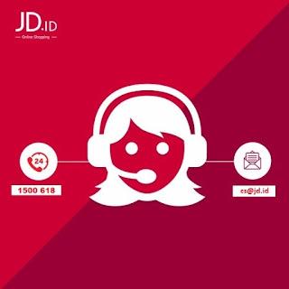 kepada seluruh pelanggan di Indonesia dengan memberikan layanan andal Nomor Call Center Dan Alamat Kantor JD.ID Indonesia