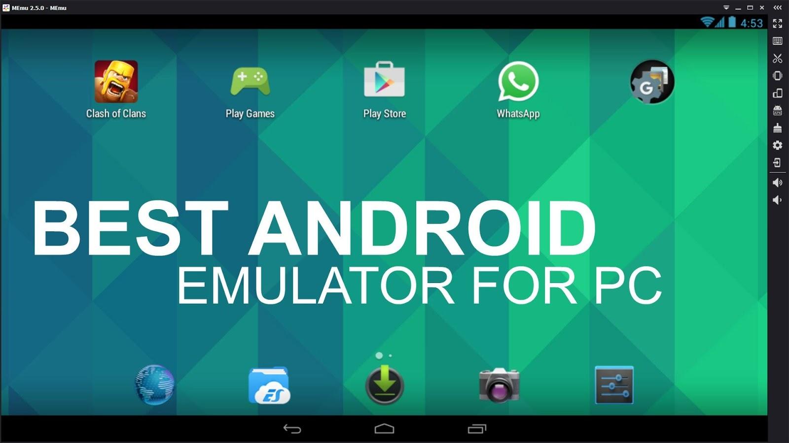 android windows emulator nox