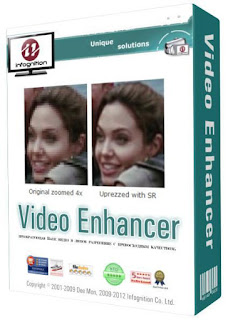 Infognition Video Enhancer Portable