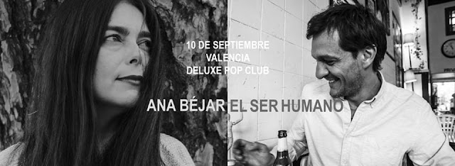 Aniversario PitaSound Prom - Ana Béjar y El Ser Humano 2