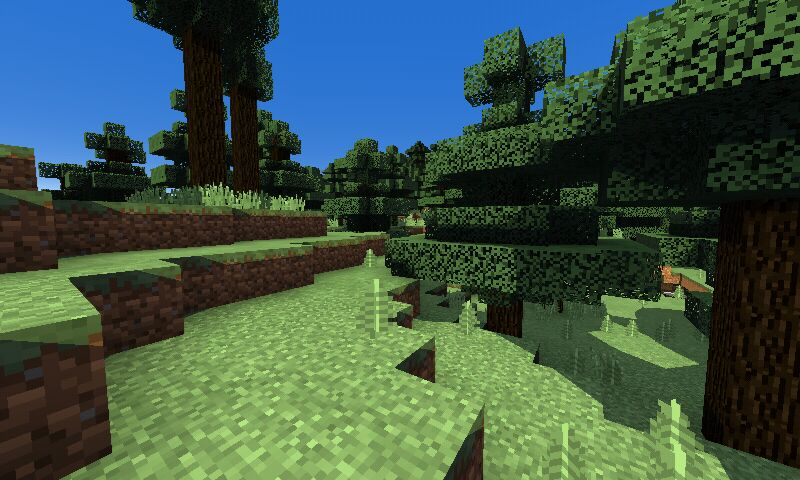 minecraft shade template - minecraft com shaders template 1