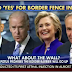REPORT: Obama, Biden, Clinton and Schumer all voted for a border fence in 2006-