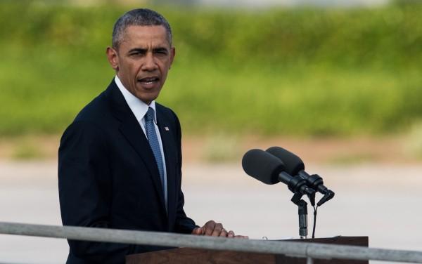 奧巴馬公布外星人真相
