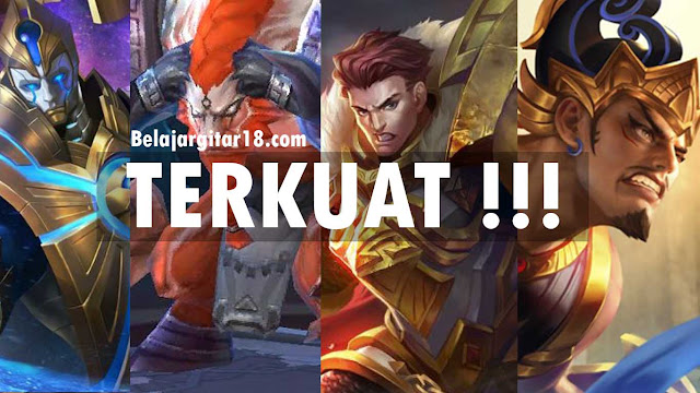 Tank Terkuat Mobile Legend