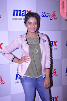 Sri Mukhi in Denim and Jacket at Max Summer Collection Launch  Exclusive 033.JPG