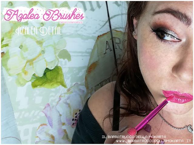 azalea brush details labbra