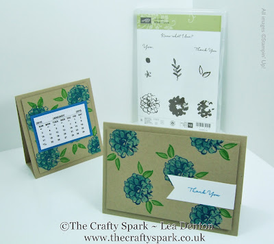 what i love stampin up