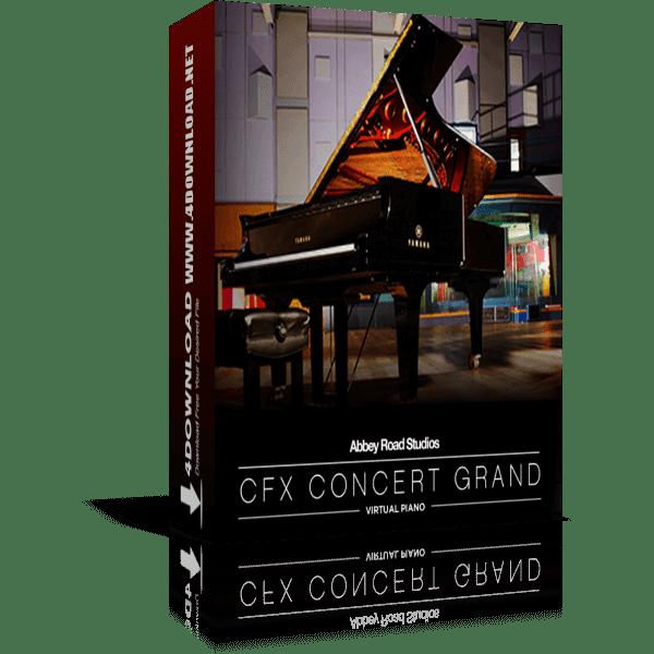 Garritan CFX Concert Grand v1 010 Full version » 4DOWNLOAD