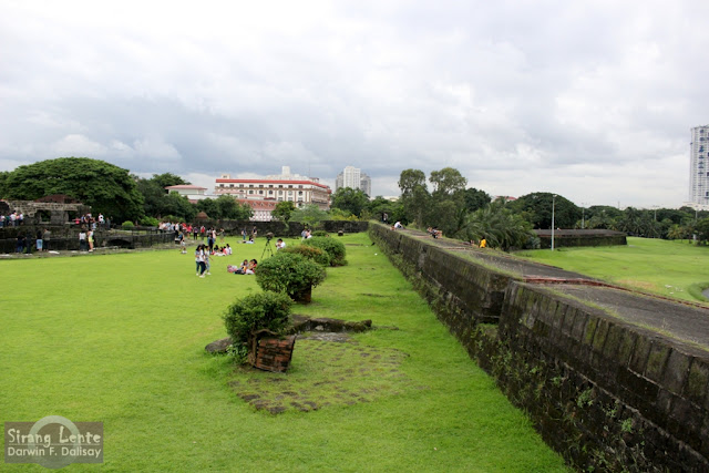 History of Intramuros