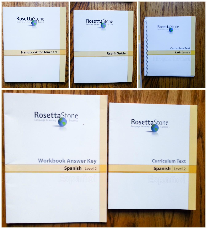 rosetta stone spanish level 4 pdf