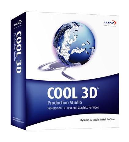 تحميل برنامج Ulead Cool 3D لعمل النصوص والأشكال الى 3D كامل بلسريال
