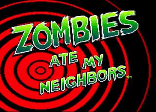 Videojuego Zombies Ate My Neighbors