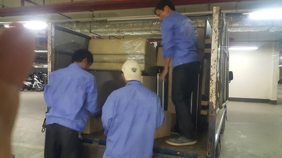 Thuê xe bán tải chuyển văn phòng giải pháp tối ưu nhất